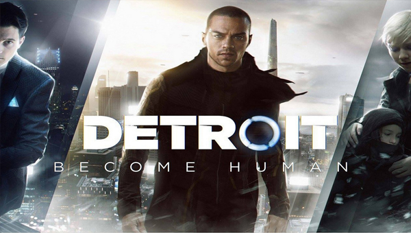 Detroit: Become Human игра