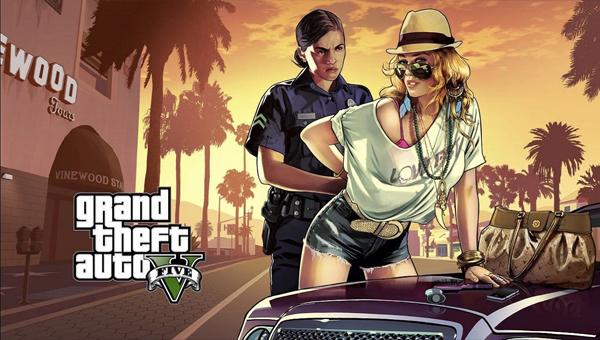 Grand Theft Auto игра