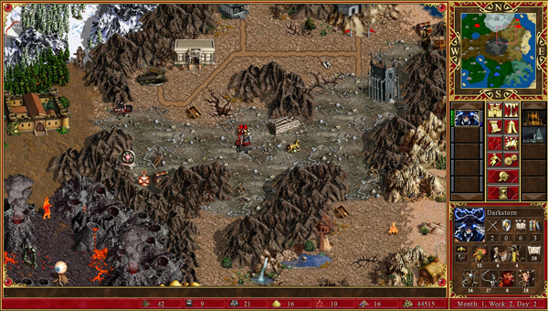 Heroes of Might and Magic 3 игра