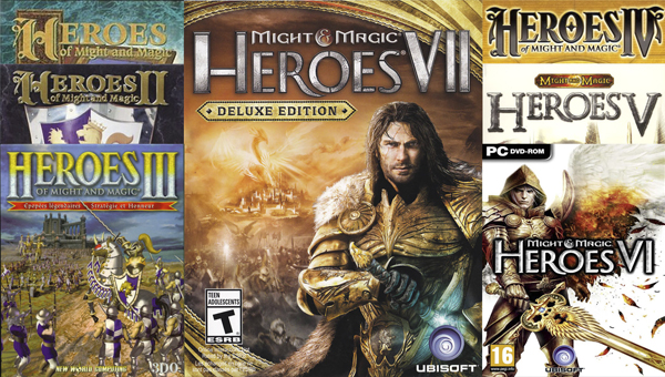 игра Heroes of Might and Magic