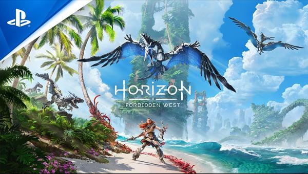 Horizon forbidden West игра