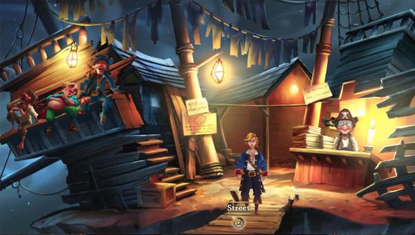 Monkey Island 2 игра
