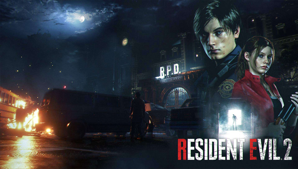 Resident Evil 2 игра