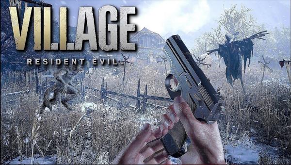 Resident Evil Village игра
