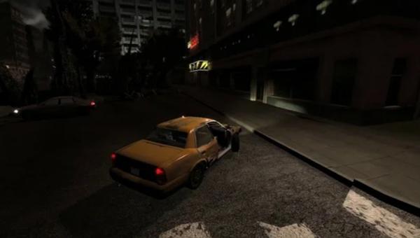 Управление такси (Alone In the Dark)