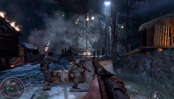 Call of Duty World at War ачивка в игре