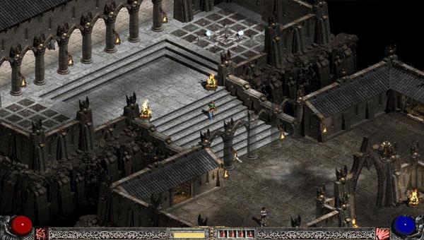 Diablo игра