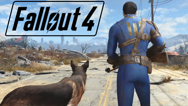 Fallout 4 игра