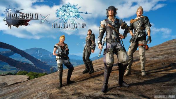 Final Fantasy XIV игра