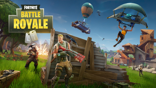 Fortnite: Battle Royale игра
