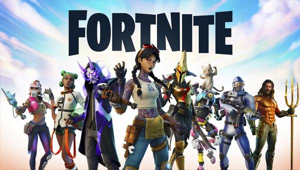 Fortnite игра