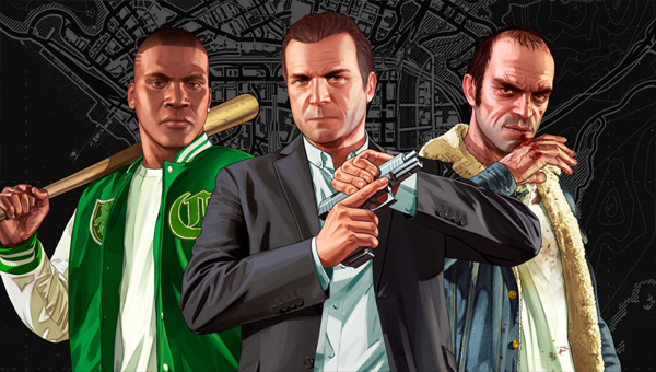 GTA (серия) игра