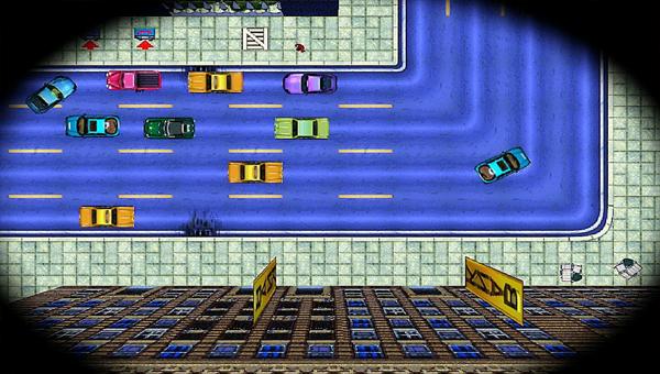 GTA баг в игре