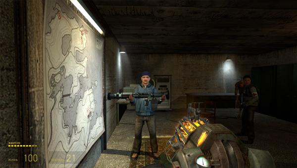 Half-Life 2 игра 2004