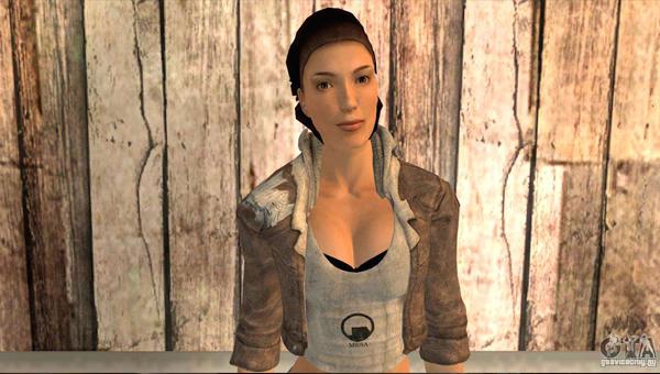 Half-Life 2 – Аликс Вэнс