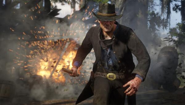 Read Dead Redemption 2 игра