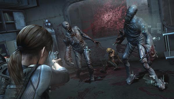 Resident Evil игра