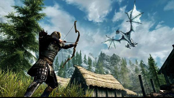 Skyrim: Special Edition игра