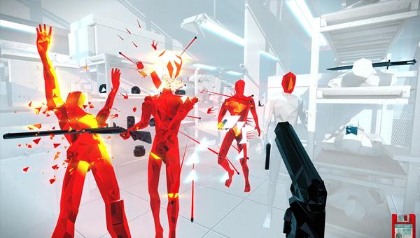 игра Superhot