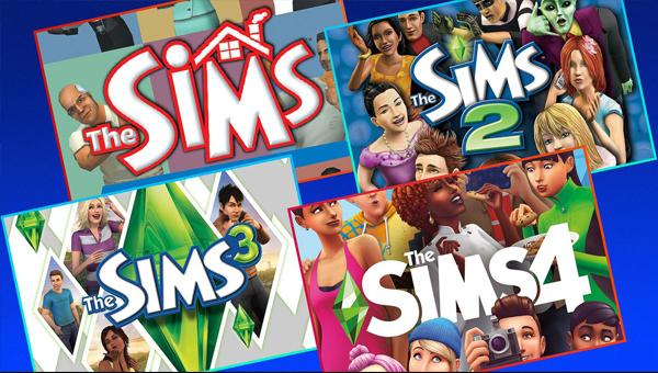 The Sims игры
