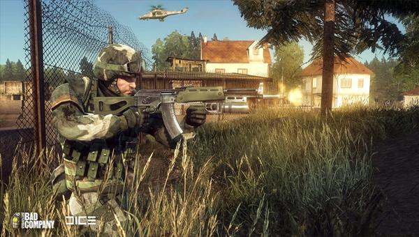 Battlefield: Bad Company игра