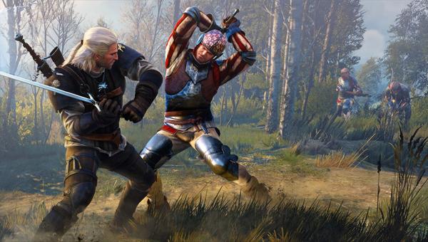The Witcher 3: Wild Hunt игра