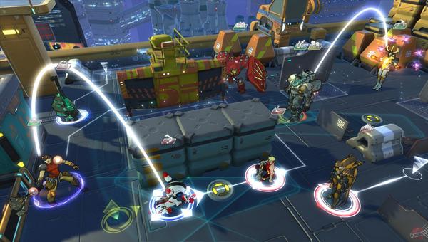 Atlas Reactor игра