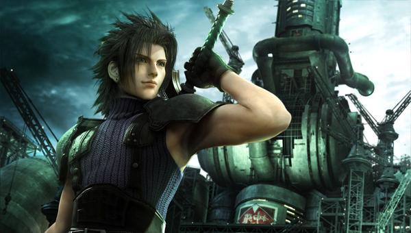 игра Crisis Core: Final Fantasy VII