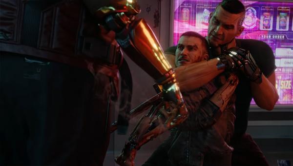 RPG-элементы киберпанк 2077