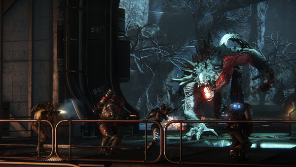 игра Evolve: Stage 2