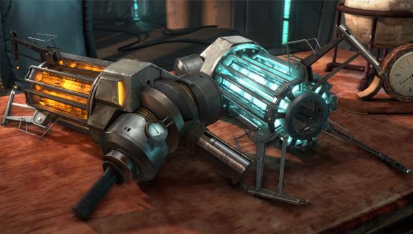 Half-Life 2 — Гравипушка