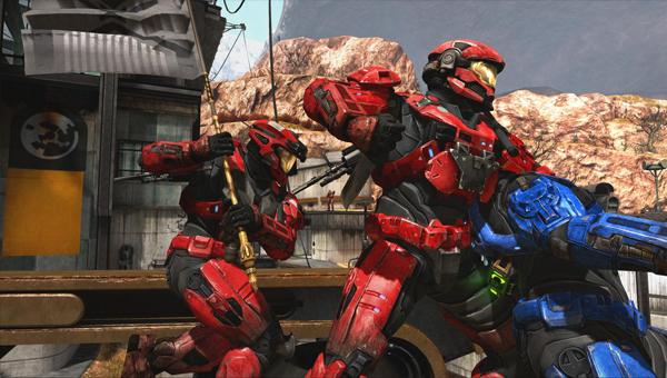 Halo Reach игра