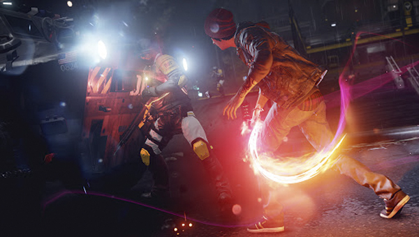 Infamous: Second Son игра