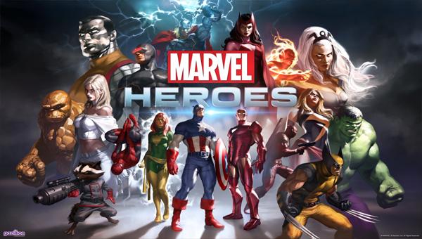 игра Marvel Heroes