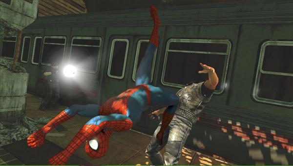 Spider-Man игра