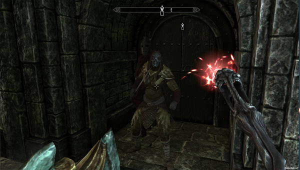 TES V: Skyrim — The Wabbajack оружие артефакт