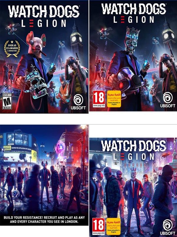 Боевик в открытом мире Watch Dogs Legion