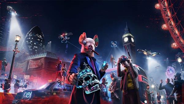 Революция без свиней - Ubisoft изменила обложку версии Watch Dogs Legion