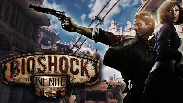 Bioshock Infinite игрулька