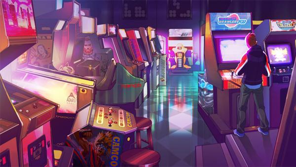 мобильные игры-аркады