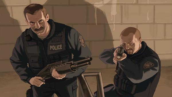 Полицейский – преступник
