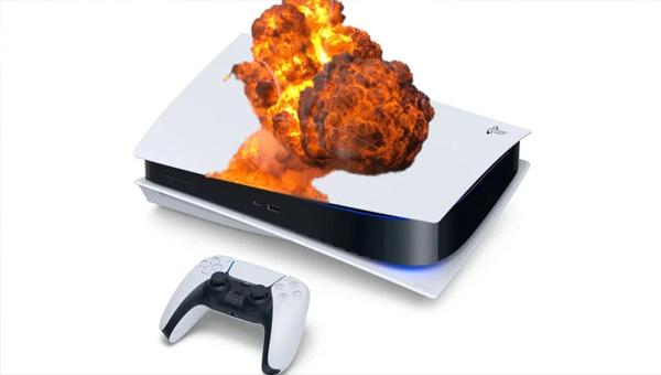 покупатели PS5 начали жаловаться на брак