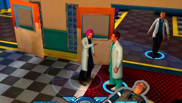 Медсестра – пациент