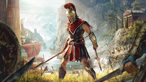 Assassin's Creed: Odyssey игра