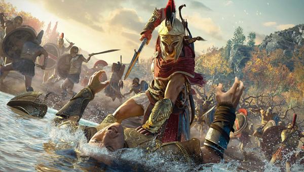 игра Assassins Creed: Odyssey