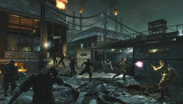 Call of Duty: World at War II игра