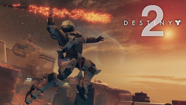 Destiny II шутер с лутом