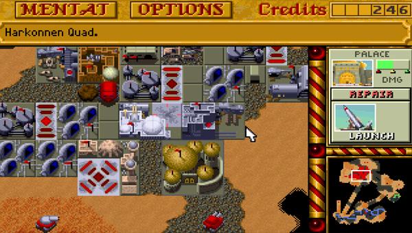 игра Dune II