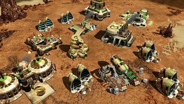 игра Emperor: Battle for Dune