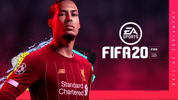 FIFA 20 игра